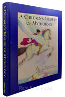 Margaret Even Price CHILDRENS TREASURY OF MYTHOLOGY  1st Edition Thus 3rd Printi