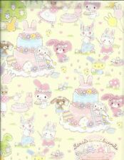 Sanrio Sweet Bunnies Folder With Two Pockets