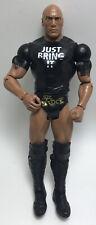 "WWE Mattel The Rock 7"" Wrestling Figure Collectible Item Ecw"