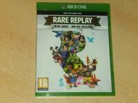 Rare Replay Xbox One 30 Hit Games **FREE UK POSTAGE**