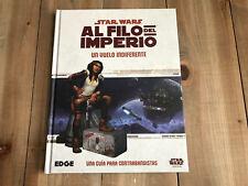 STAR WARS AL FILO DEL IMPERIO - Un vuelo indiferente - juego de rol FFG - EDGE