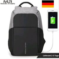 Nomad Rucksack Backpack Mark Ryden Multifunktion USB Wasserdicht freie Farbwahl