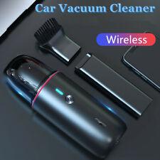 Mini vacuum cleaner for car wireless 5000Pa Portable Handheld car Vaccum Hot