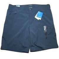 "Columbia Sportswear Mens Silver Ridge Stretch Shorts 10"" Inseam, Size 40 NWT"