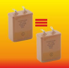 0.5 uF 1000 V MATCHED RUSSIAN PAPER IN OIL PIO AUDIO CAPACITORS KBG-MN КБГ-МН