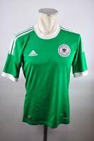 Deutschland Trikot Gr. S Adidas Jersey 2012 EM WM Away grün DFB Germany