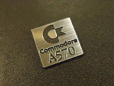 Commodore Amiga 570 Aufkleber/Sticker/Badge/Logo 1,7cm x 1,7cm [291]