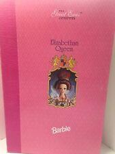 Queen Elizabeth Barbie Great Eras Collection 1994 Timeless Creations NIB