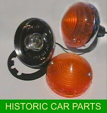2 Indicatore Posteriore Luce Per Singer Chamois COUPE SPORT 1966-71 Sostituisce Lucas L691