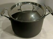 Cuisinart 8 Quart 8Qt./7.6L Non Stick Hard Anodized Stockpot Model #666-24 w/lid