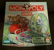Monopoly Junior - 2005 - parker brothers hasbro - free shipping