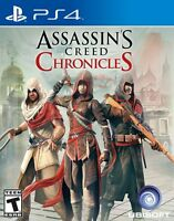 Assassin's Creed Chronicles - PlayStation 4 Standard Edition New
