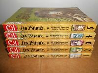 Les Bijoux Vol. 1-5 Manhwa Manga Graphic Novel Book Complete Lot in English