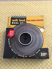 8mm Quick Load Reel Set For Home Movies. Rare Never Used