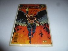 HAWKMAN COMIC SIGNED LEE WEEKS 1994 #0 MARVEL AUTO COA LIMITED 15/1500 DC COMICS
