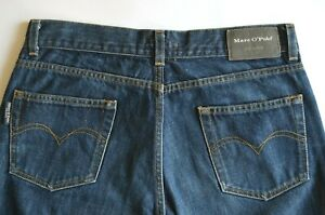 """Marco Polo Mens Jeans Size W 32 Boot Cut """"Marc O'Polo"""" Great Condition Original"""
