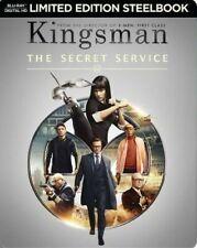"Kingsman:   The Secret Service    STEELBOOK  Blu-ray Disc  ""nice"""