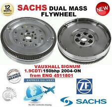 für Opel Signum 1.9 CDTI von Motor 4511801 ab 2004 SACHS Zweimassenschwungrad