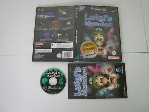 Nintendo Game Cube Pal LUIGI'S MANSION 230