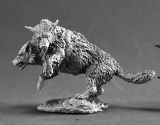 Death Dog Reaper Miniatures Dark Heaven Legends Wolf Monster Beast Melee Animal