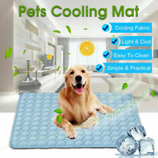 Pet Bedding Summer Cats And Dogs Cold Feeling Cooling Ice Mat Clean Urine Pads