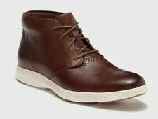 Cole Haan Grand Tour Chukka Boot Woodbury Brown Grand Zero lunar leather sz 10.5