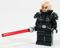 LEGO STAR WARS DARTH MALAK MINIFIGURE SITH JEDI - MADE OF GENUINE LEGO PARTS