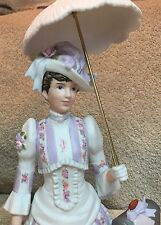 1988 Avon Mrs. Albee Presidents Club Award Figurine