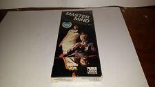 Vintage Parker Bros Master Mind Board Game  - Sealed Original 1972 England