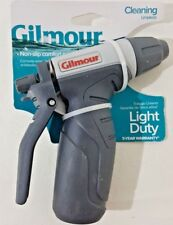 Gilmour Light Duty Adjustable Spray Nozzle with Non-Slip Custom Grip A8-4