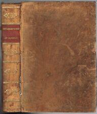 METAMORPHOSES d'OVIDE en RONDEAUX par Isaac de BENSERADE Ex-libris Illustré 1697