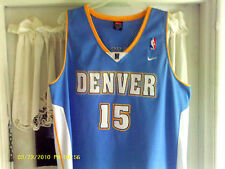 Denver Nuggets Sewn Nike Jersey (Carmelo Anthony #15) Youth SZ-Small (8-10) +2