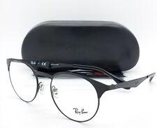 6de98204b67 NEW RayBan RX Frame Prescription Glasses Black RX6406 2904 51mm AUTHENTIC