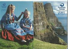 1989 Faroe Islands Year Pack as Purchased from Post Office Stamps all Muh/Mnh
