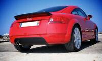 GENUINE Honeycomb Rear Bumper Lower Valance OE Diffuser For Audi TT 8N MK1