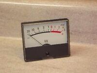 Otari MX-5050 BII 2 Reel to Reel Original  VU Meter Part