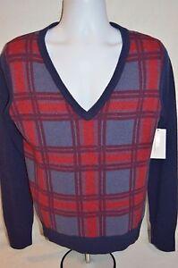 EQUIPMENT FEMME Man's CECILE Premium V-Neck Sweater  Size Large NEW Retail $268