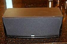 B&W CC3 Bowers & Wilkins Center Channel Speaker Matrix Prism Design Enclosure