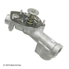Engine Coolant Thermostat Housing Assembly Beck/Arnley fits 06-09 Saab 9-3