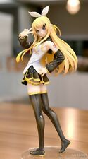 Anime Girl Figure PVC Vocaloid Freeing Kagamine Rin Bunny Sexy Japan Statue Gift