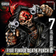 Five Finger Death Punch - And Justice For None [New Vinyl] Explicit, Gatefold LP