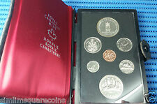 1977 Canada Uncirculated Proof Coin Set & $1 Commemorative Silver Proof Coin
