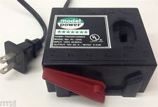 """HO """" POWER  PACK """" FOR TRAIN LAYOUTS CONTROLLER TO THE POWER TO THE TRACK"""