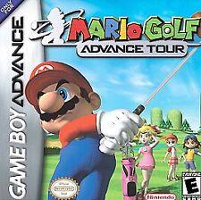 Mario Golf: Advance Tour (Nintendo Game Boy Advance, 2004)