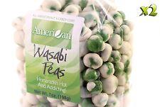 14oz Gourmet Style Bags of Hot & Addicting Wasabi Peas [7/8 lb.]