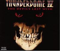 THUNDERDOME IV 4 = Sorcerer/Santana/Dano/Lownoise...=2CD= HARDCORE GABBER ID&T