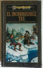El Incorregible Tas. Compañeros de la Dragonlance 2. Libro