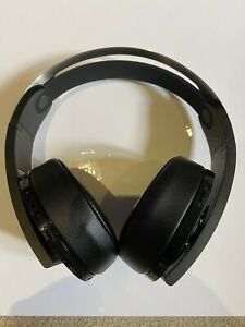 Sony PlayStation 4 Platinum Wireless Headband Headset