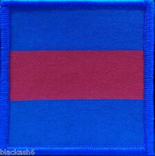 Guards TRF Household Division Flash Army Military Badge Patch Velcro