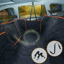 iBuddy Dog Car Seat Covers for Back Seat of Cars/Trucks/Suv, Waterproof Dog Car